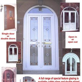 uPVC Window Doors